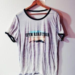 Open road tor 2x junior plus T-shirt